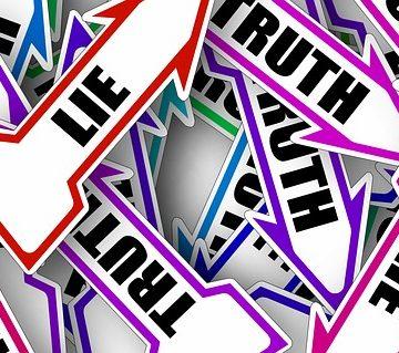 Signos sinceros vs. signos mentirosos